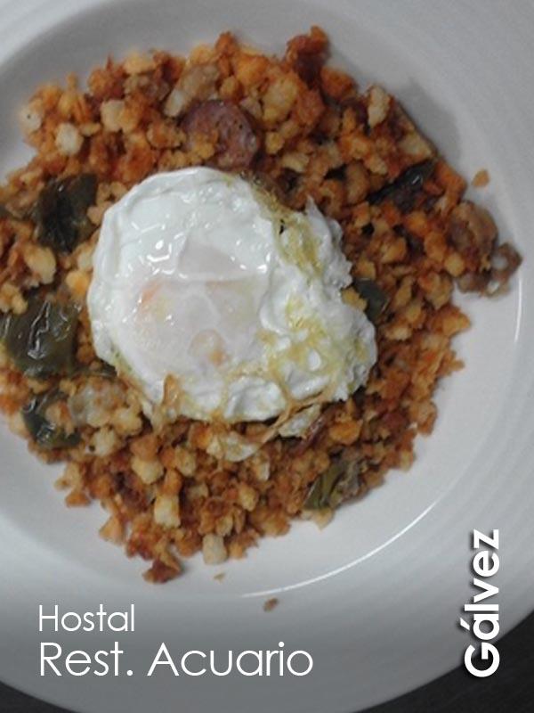 Gálvez (TO) - Hostal Restaurante Acuario