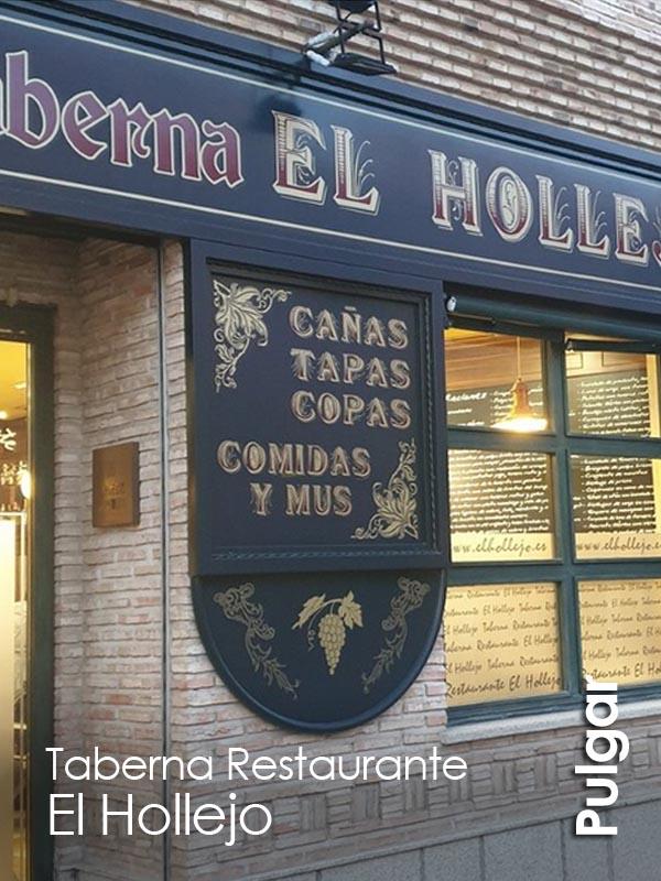 Pulgar (TO) - Taberna El Hollejo