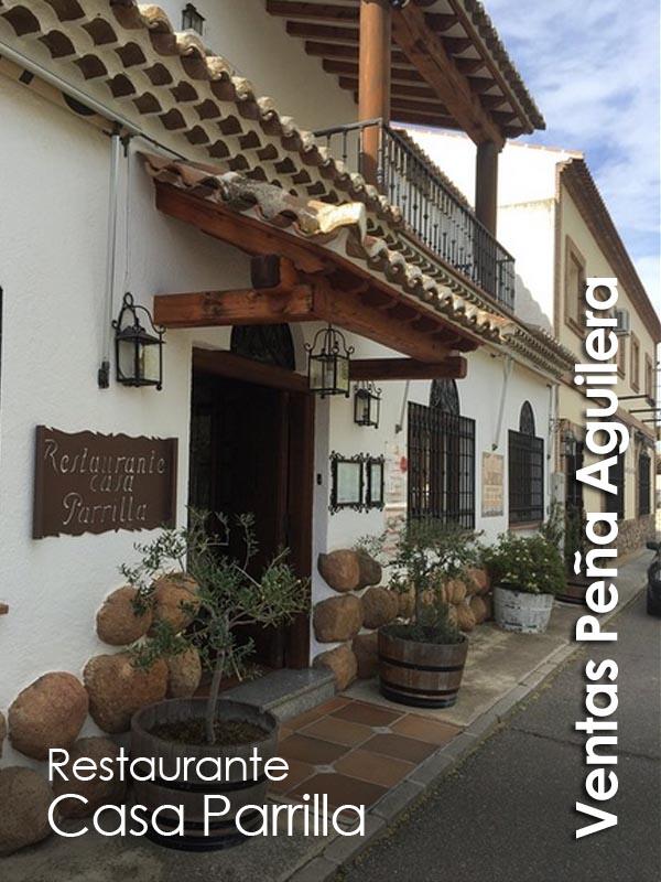Ventas Peña Aguilera - Restaurante Casa Parrilla