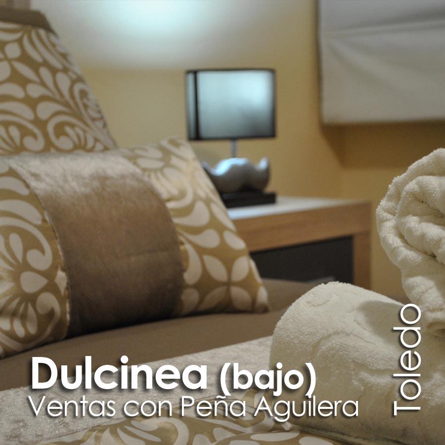 Apartamentos Dulcinea (Ventas con Peña Aguilera, Toledo) BAJO - MiCasaOnline