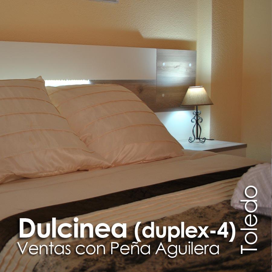 Apartamentos Dulcinea (Ventas con Peña Aguilera, Toledo) DUPLEX-4 - MiCasaOnline