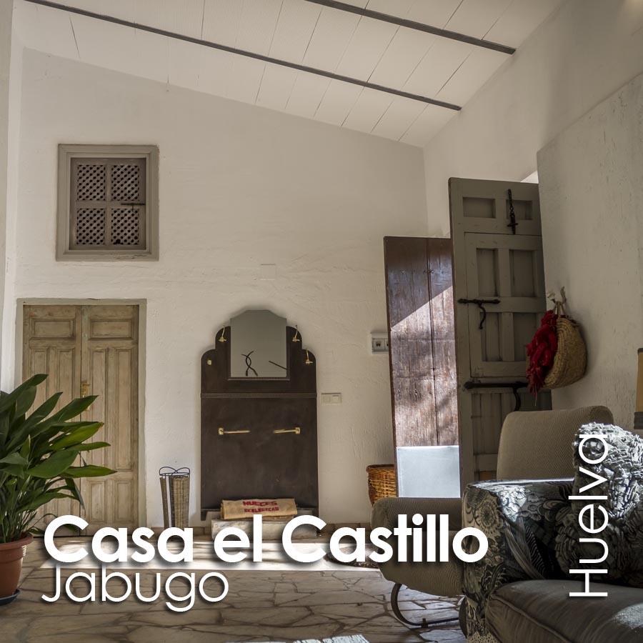 Casa Pozuelo I (Jabugo, Huelva) - MiCasaOnline