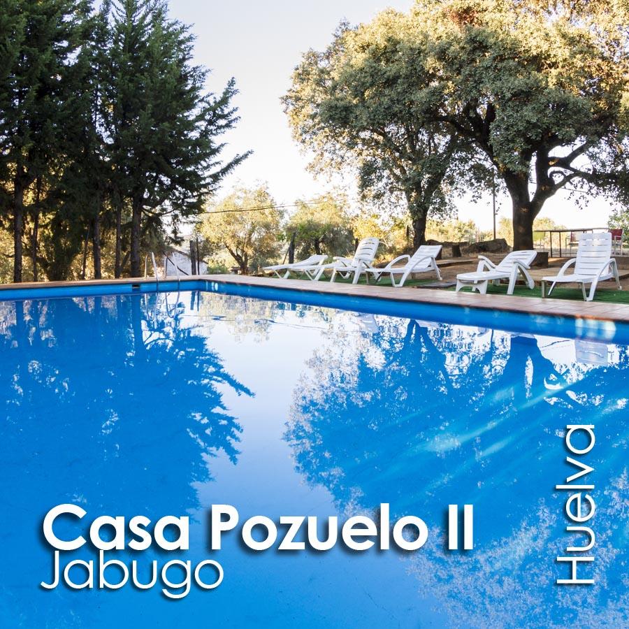Casa Pozuelo II (Jabugo, Huelva) - MiCasaOnline