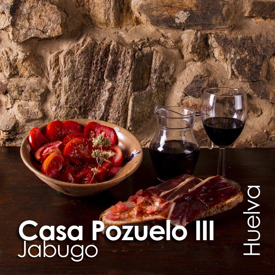 Casa Pozuelo III (Jabugo, Huelva) - MiCasaOnline