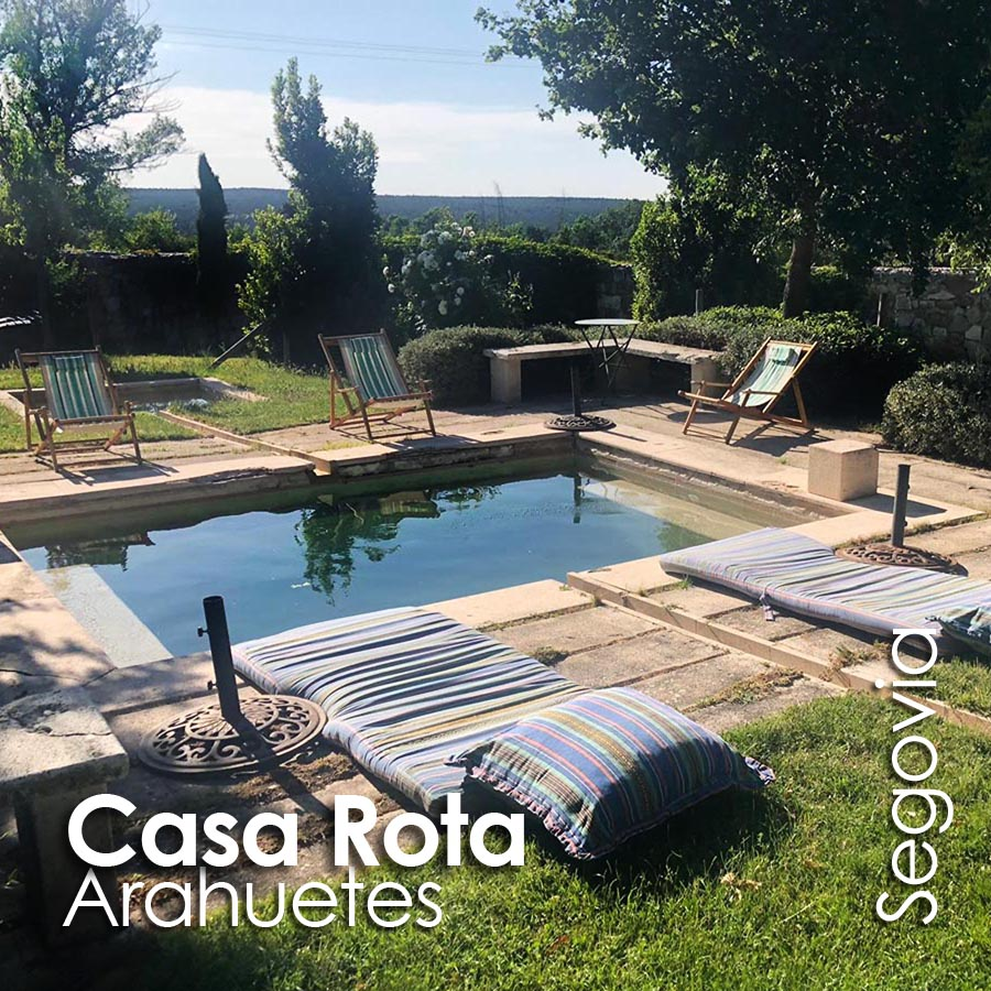 Casa Rota (Arahuetes, Segovia) - MiCasaOnline
