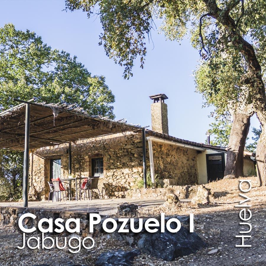 Casa el Castillo (Jabugo, Huelva) - MiCasaOnline