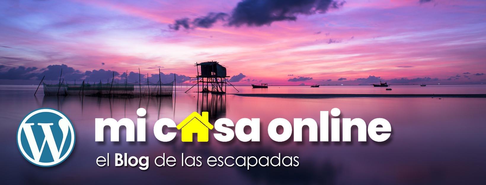MI CASA ONLINE - Blog corporativo