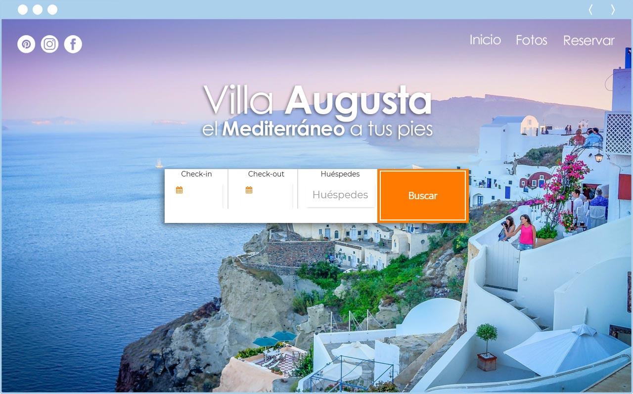 Santorini - Happyflis (con widget)