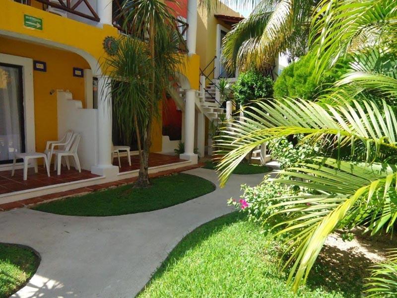 Hotel Acuario - PLAYA DEL CARMEN